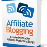 Affiliate Blogging