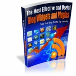 The Most Effective And Useful Blog Widgets And Plugins